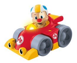 Fisher Price Laugh & Learn Puppy's Press 'n Go Car - CDJ08 - New - $28.18