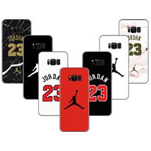 Cover Michael Jordan TPU for Samsung Galaxy A3 A5 A7 J2 J3 J5 J7 S5 S6 S... - $13.95