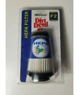 DIRT DEVIL F2 HEPA FILTER NEW 3-FSA115-00X GENUINE REPLACEMENT - $9.49