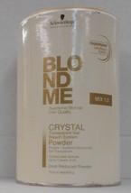 Schwarzkopf BLOND ME CRYSTAL Transparent Gel Bleach Powder Lightener ~ 15.9 oz!! - $21.72