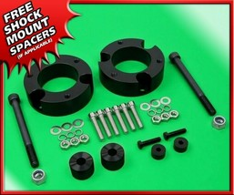 "Billet 3"" Front Lift Leveling Kit For 2000-2007 Toyota Sequoia 4wd + Dif... - $63.00"