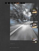 1996.5 Mitsubishi GALANT brochure catalog 96 1/2 97 US S ES LS - $6.00