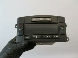 #3717A CADILLAC CTS 03 04 05 06 07 DASH TEMP AC HEAT AIR CLIMATE CONTROL... - $16.83