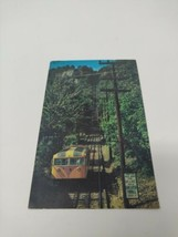 The Incline Up Lookout Mountain Chattanooga, Tennessee TN Postcard  - $5.69