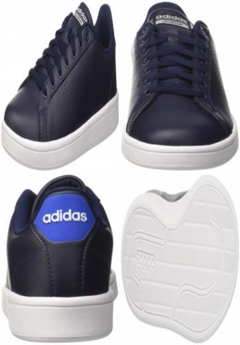 adidas CF Advantage CL Chaussures de Running Homme Bleu