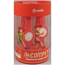 Nabi 30033S Compete Activity Tracking Band for Kids Personalization Pack... - $28.84