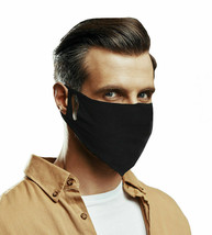 Reusable Cloth Washable Protection Stretch Face Cover Mask Handmade in USA Lot image 1
