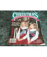 Christmas Year Round Needlework & Craft Ideas March April 1990 Magazine - $2.99