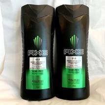 2x Axe Kilo Mandarin & Sandalwood Body Wash Clean Fresh 16 fl oz 473ml E... - $34.64