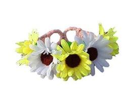 1 Pair Of Fresh Style Flowers Beach Bracelets Lace Bracelets Jewelry
