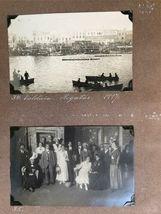 Antique Photo Book Album Boy Scouts 1914 Hotel Bellavista Chile Argentina image 10