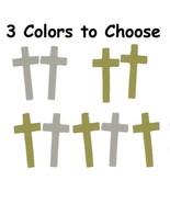 Confetti Cross - 2 Colors to Choose - $1.81 per 1/2 oz. FREE SHIP - $3.95+