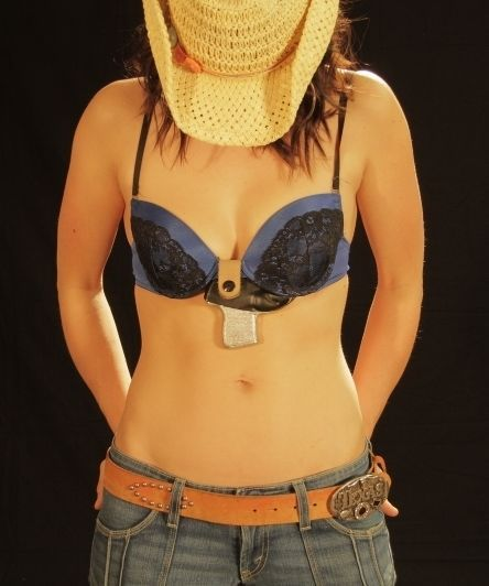 Flashbang Smith & Wesson J Frame RIGHT Concealed Carry Bra Holster NWT