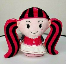"NWT Hallmark Itty Bittys 5"" MONSTER HIGH DRACULAURA Plush Stuffed Toy RE... - $8.90"