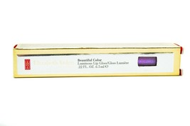 Elizabeth Arden Beautiful Color Luminous Lip Gloss 16 Intriguing Violet ... - $17.09