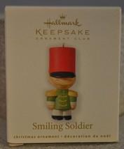 Hallmark - Smiling Soldier - Toy Soldier - Keepsake Ornament - $8.90