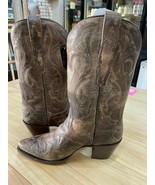 Dan Post Handcrafted Cushion Comfort Boot, Women, Size 7 - $189.00