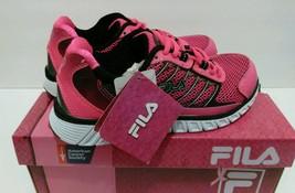NEW Women's FILA Hyper Split 4 BC Running Walking Shoes (Sz:6) Breast Ca... - €44,60 EUR