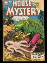 House Of Mystery #99 1960 Dc Comics Atomic Bomb Explode G/VG - $31.53