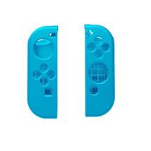 Protective Anti-slip Silicone Joy-Con Controller Blue case for Nintendo ... - $4.89