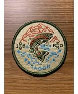 PATAGONIA - RENO 1996 (Patch) hiking - $30.00