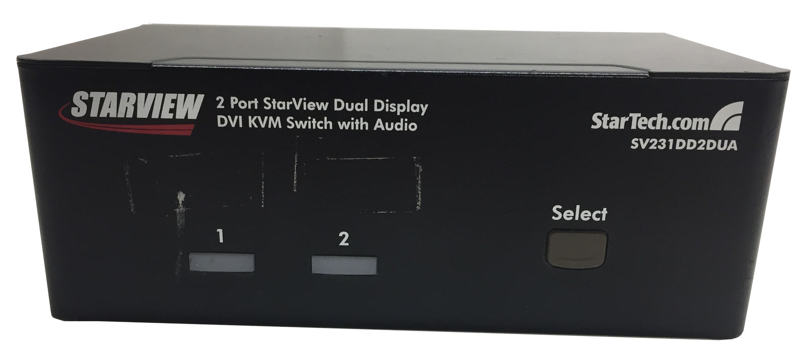Starview 2 port dvi switch 2
