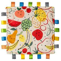 Taggies Original Blanket, 12 x 12-Inches, Fruit Salad - $19.99