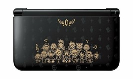 Nintendo 3DS LL Console Final Fantasy Curtain Call Sheath Trimmed Edition New - $217.68