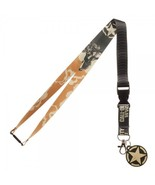 Call Of Duty WWII Video Game ID Badge Holder Keychain Lanyard - $11.00