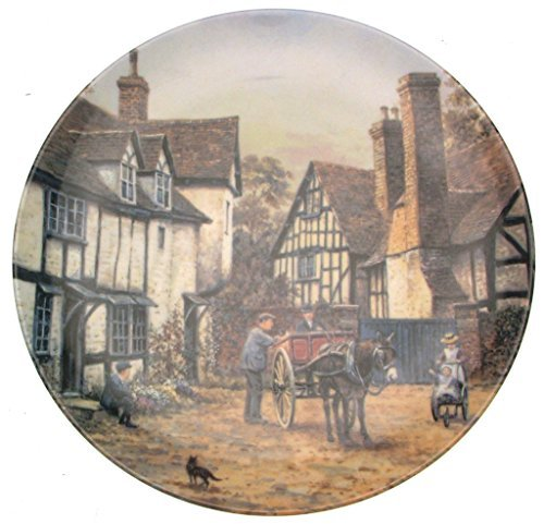 Bradford Exchange Wedgwood Ripple from The Charm of an English Village by John C - $35.67