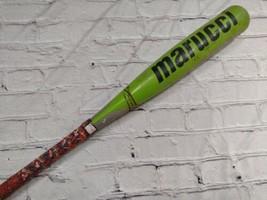 "MARUCCI baseball bat 30/20 HEX ALLOY MODEL GREEN BARELL 2 3/4"" - $37.40"
