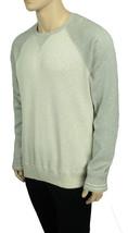 New Mens Polo Ralph Lauren Cotton Crew Neck Raglan Grey Sweater Xl $145 - $52.99