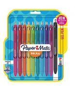 Paper Mate InkJoy Gel Pens, Medium Point, Assorted Colors, 10 Count [New] - $15.99
