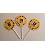 Army Cupcake Toppers - Military - Army - Army Cupcake Decor - Party Decor  - $12.00