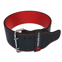 Iron Bull Strength Powerlifting Belt/Weight Lifting Belt - 10mm Double P... - $60.61
