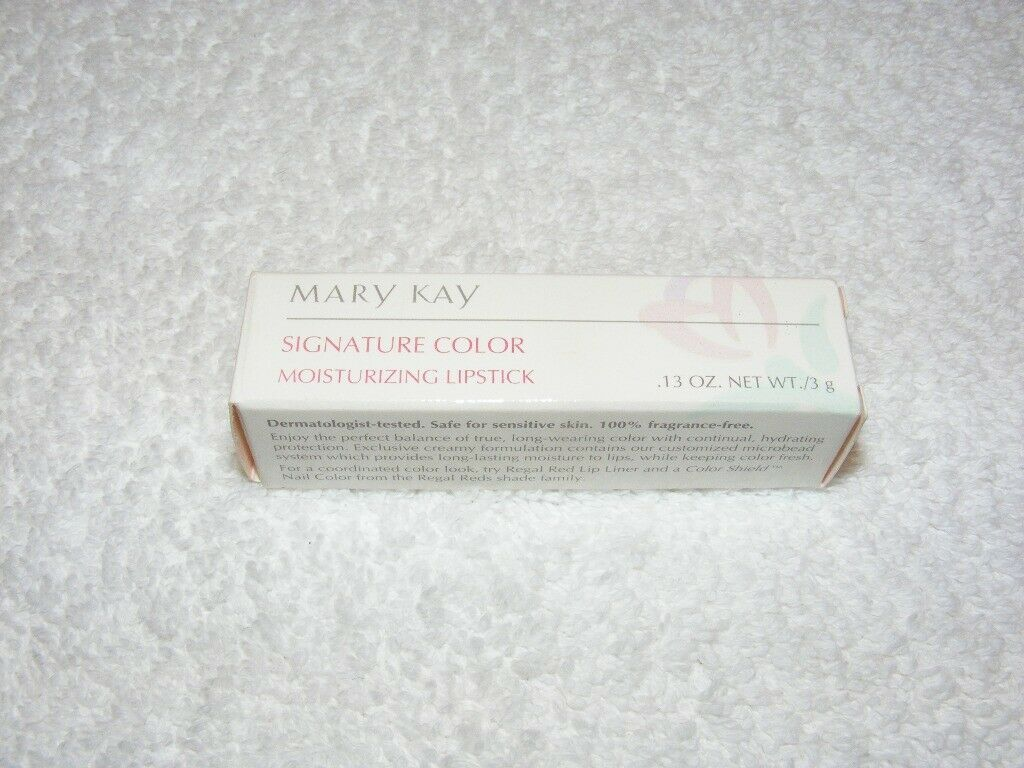 Primary image for NIB MARY KAY COSMETICS SIGNATURE COLOR LIPSTICK BRICK #1738