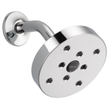 Delta Universal Showering Components: H2Okinetic 4-Setting Wall Mount Ha... - $165.41