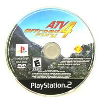 Sony Game Atv offroad fury 4 - $6.99