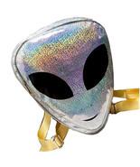 2017 Alien Backpack for Women Hologram Hip-Hop Mochilas Transparent Lase... - $28.95