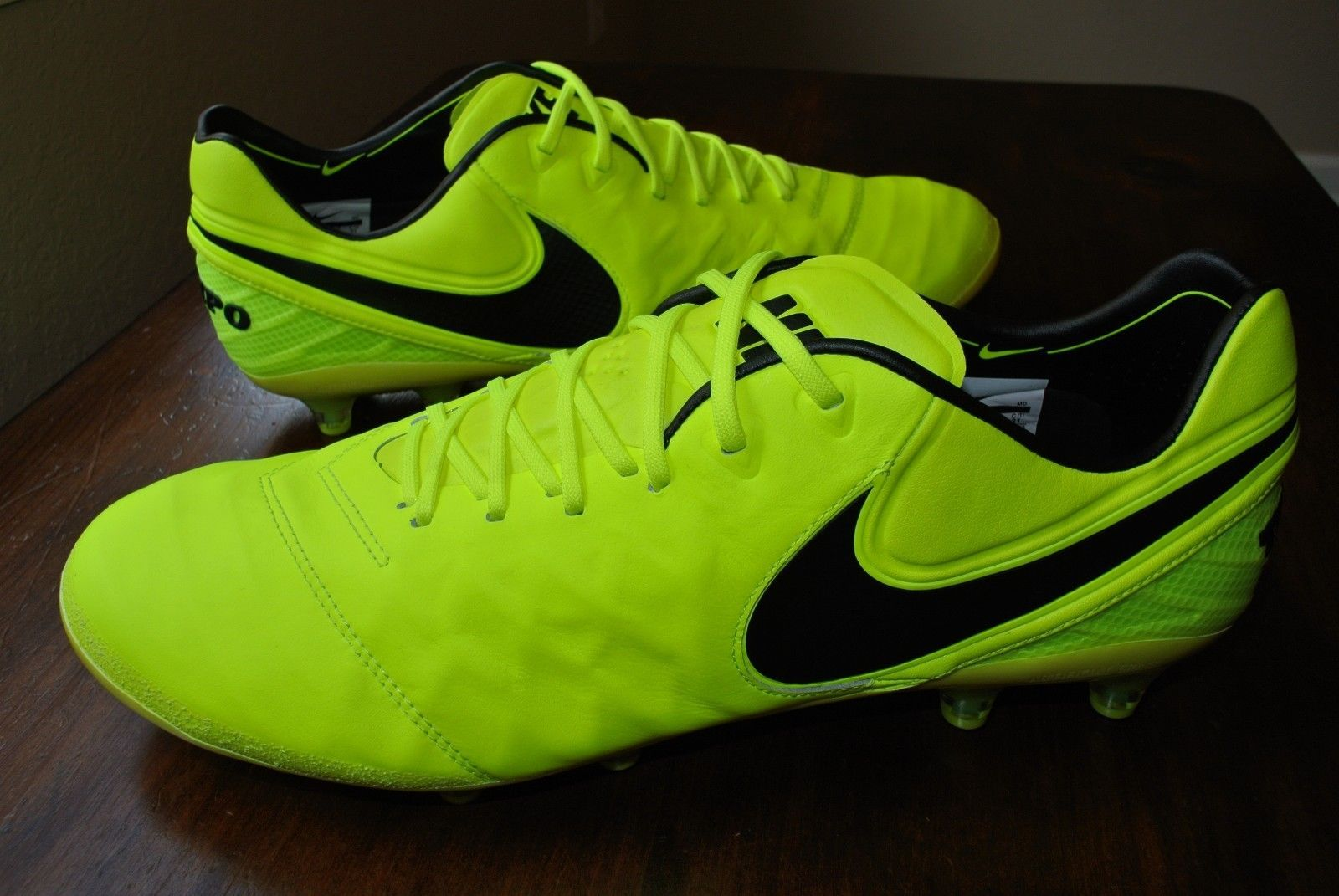 best loved d594c 05881 ... best price nike tiempo legend vi ag pro made in italy volt black 844593  708 us
