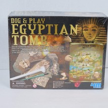 4M Dig and Play Egyptian Tomb New in Box Sealed - $71.39