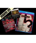 HUMAN NO MORE: Trash-Can Virus Limited Edition––Blu-ray (SIGNED) - $17.95