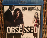 Obsessed (Blu-ray, 2009)Writer<Lakeview Terrace/Passenger 57/Dreamscape/Nurse
