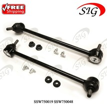 2 JPN Front Sway Bar Link Kit for Ford Taurus X 2008-2009 Same Day Shipping - $23.75