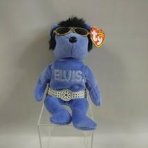 TY Beanie Baby Beanie Hawaii The Elvis Bear (8.5 inch) Plush Stuffed Toy - $10.68