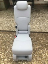 Middle Seat 2021 Honda Odyssey  ump seat fits 2018 2019 2020 Leather Light Gray - $430.65