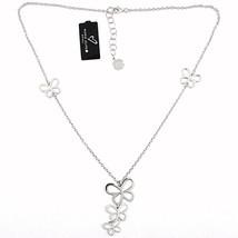Halskette Silber 925, Familie Schmetterlinge Anhänger, By Maria Ielpo , ... - $100.66