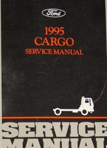1995 Ford Cargo Truck Service Shop Repair Workshop Manual Oem Factory - $89.09