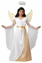 Guardian Angel Christmas Costume Child XS 4 - 6 Wings and Halo - $46.05