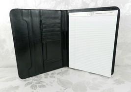 "Leed's Padfolio Black 10"" x 12.5"" Letter Size Notebook Portfolio Organizer - $11.87"